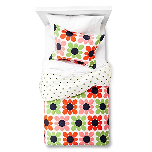 Orla Kiely 3-pc QUEEN  DUVET SET  100% cotton