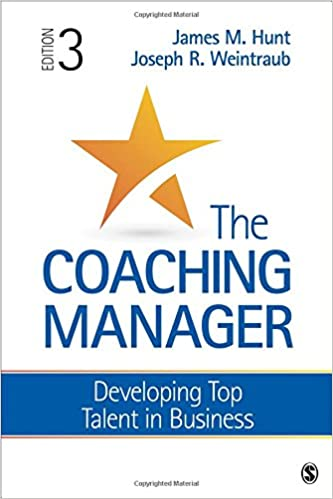 Amazon com: The Coaching Manager: Developing Top Talent in