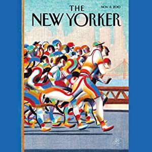 The New Yorker, November 8th 2010 (Hilton Als, Jennifer Kahn, Steven Shapin) Periodical