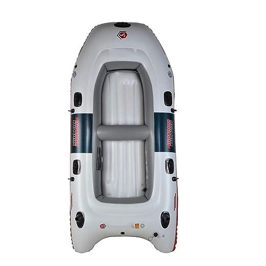 LIPAI Kayak Bote Inflable Barco De Pesca Grueso Resistente ...