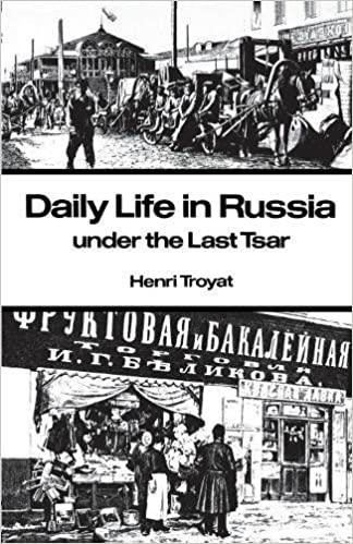 Amazon daily life in russia under the last tsar 9780804710305 amazon daily life in russia under the last tsar 9780804710305 henri troyat books fandeluxe Images