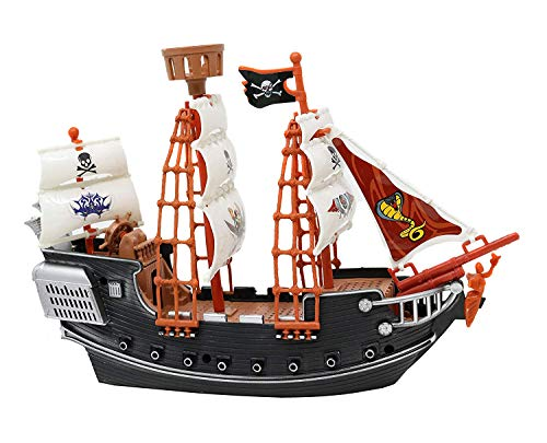 Pirate Ship Table Decoration (Srenta 10