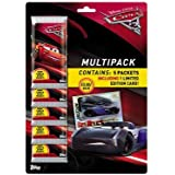 Topps Cars 3 Trading Cards Multipack With Limited Edition