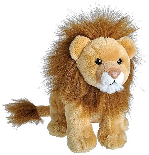 Wild Republic Wild Calls Lion Plush, Stuffed Animal, Plush Toy, Kids Gifts, Zoo Animal, 8