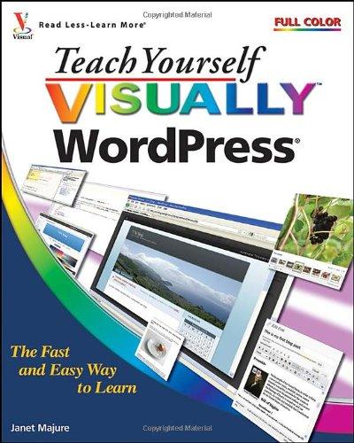 Teach Yourself Visually WordPress by Janet Majure, Visual