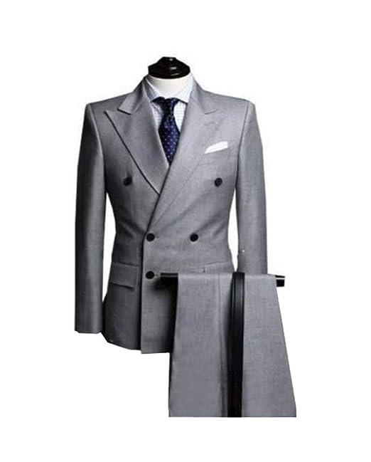 Amazon.com: Michealboy - 3 piezas de chaleco para hombre con ...