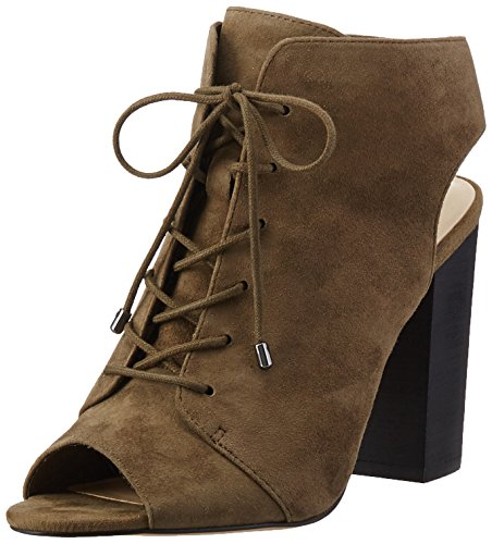 Suede Black Simpson Olive Women's Medium Bootie Klaya Ankle Split Dark Jessica AvqwXxRX