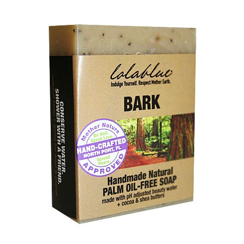 Bark Soap - Exotic, earthy and warm blend of cedarwood and patchouli essential oils with phthalate free fragrance. Best Seller! Guys and Gals love this one. (Gal Cedar Oil)