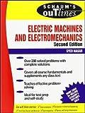 Schaum's Outline of Electric Machines & Electromechanics (Schaum's Outlines)