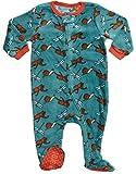 Leveret Fleece Sleeper Pajama Bugs 2 Years