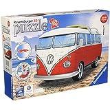 Ravensburger Volkswagen T1 Campervan-162 Piece 3D Puzzle