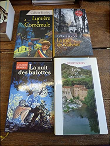 Amazon Fr Lot De 4 Livres De Gilbert Bordes La Nuit Des