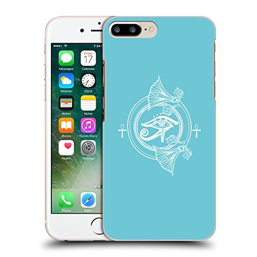 GoGoMobile Coque de Protection TPU Silicone Case pour // Q09890627 Religion 29 Cyan // Apple iPhone 7 PLUS