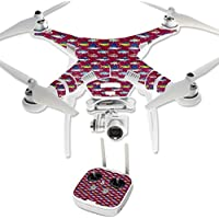 Skin For DJI Phantom 3 Professional – Saltwater Collage | MightySkins Protective, Durable, and Unique Vinyl Decal wrap cover | Easy To Apply, Remove, and Change Styles | Made in the USA