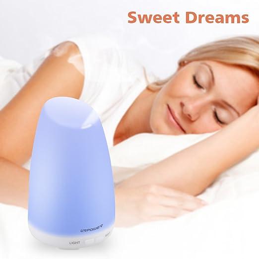 让你放松身体+好眠, 美国品牌URPOWER精油香薰机