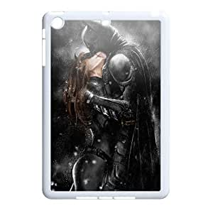 YUAHS(TM) Customized 3D Hard Back Cover Case for Ipad Mini with Batman and Catwoman YAS926182