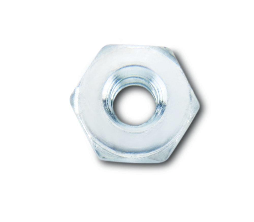 Powers Fastening Innovations 015005J-PWR Powers 6-32 Machine Screw Nut Zinc 100 pieces Per Jar
