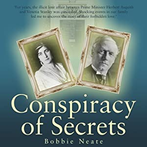 Conspiracy of Secrets Audiobook