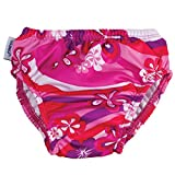 Swim Diaper - Flower Power L
