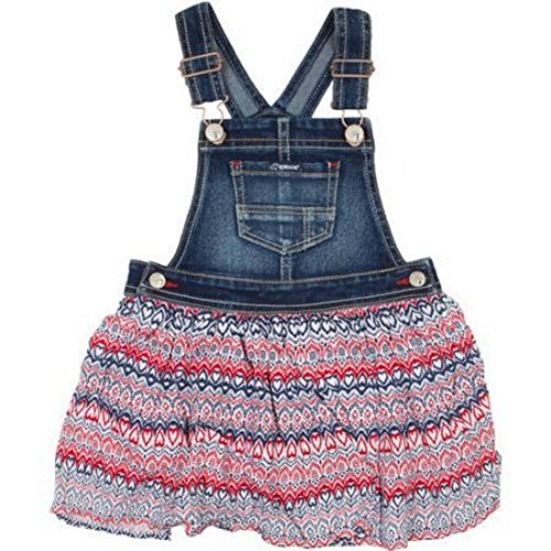 jordache-jeans-girls-toddler-red-white-blue-skirtall-size-4t