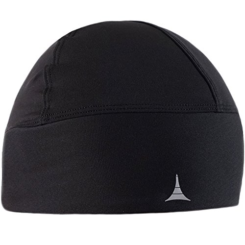 French Fitness Revolution Skull Cap/Helmet Liner/Running Beanie - Ultimate Thermal Retention Performance Moisture Wicking. Fits Under Helmets from French Fitness Revolution