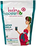 Product review for Prenatal Vitamin Supplement Shake - Baby Booster Tahitian Vanilla - 1lb bag - OBGYN Approved - All Natural - Tastes Great - Vegetarian DHA - High Protein - Folic Acid - B6 - Great for Morning Sickness