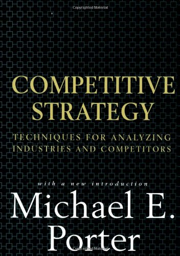 Pdf Business Competitive Strategy: Techniques for Analyzing Industries and Competitors