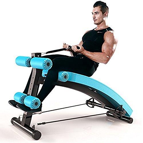 Sit Up AB Bench Incline Decline - FEIERDUN Adjustable ...
