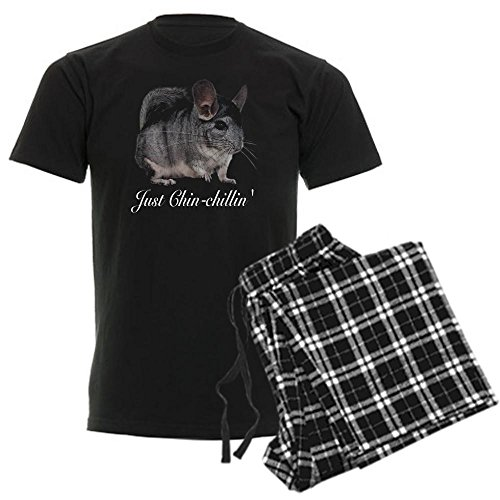 CafePress ChinChillin Pajamas Comfortable Sleepwear