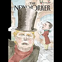 The New Yorker, December 18th and 25th 2017: Part 1 (Nathan Heller, Jiayang Fan, Zoë Heller) Periodical by Nathan Heller, Jiayang Fan, Zoë Heller Narrated by Jaime Renell