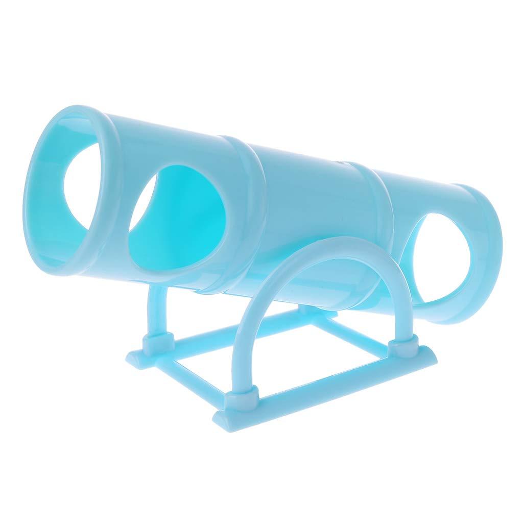 ECMQS Jouets De Hamster, Jouet d'exercice, Bascule, Cage De Sport, Maison, Rat, Souris, Jouer, Tube De Tunnel Jouet d' exercice