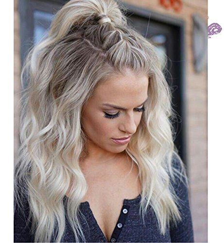 Vebonnie Ins Style Classic Pink Lace Front Wigs For Women Best