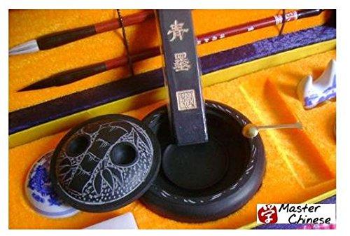 MasterChinese-Chinese-Calligraphy-Brush-Kanji-Sumi-Set-Basic