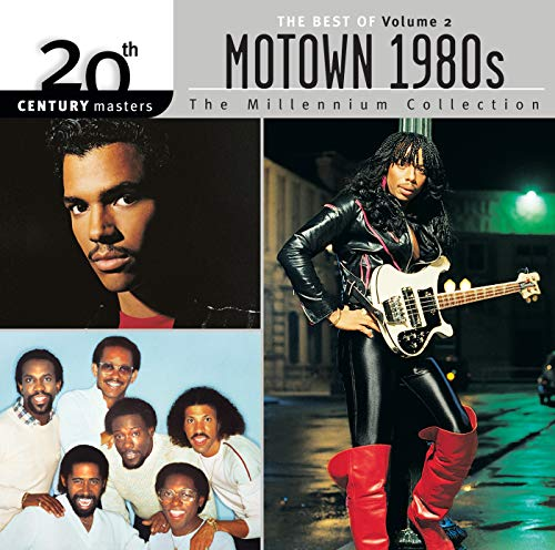 20th Century Masters: The Millennium Collection: Best of Motown '80s, Vol. -