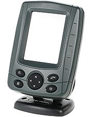 "Portable 3.5"" LCD Fish Finder Outdoor Fishing Sonar Sensor Fishing Finder Alarm Fish Detector Depth Locator"