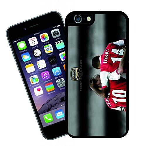 Arsenal Legends - This cover will fit Apple model iPhone 7 (not 7 plus) - By Eclipse Gift Ideas