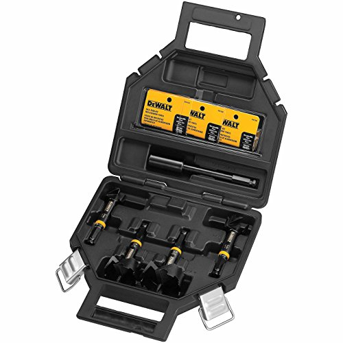 DEWALT DW1648 Self Feed Kit 5-Pieces (Replacement Spurs Bit Self Feed)