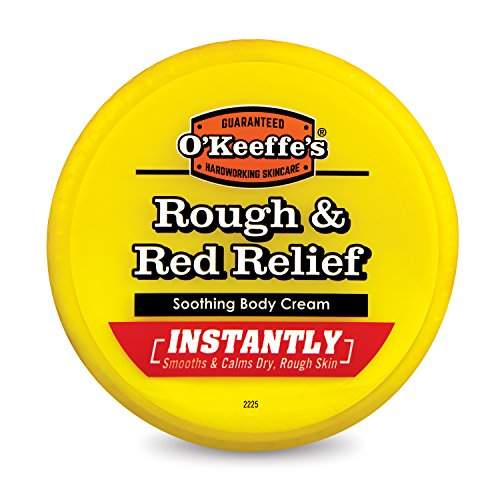 O'Keeffe's Rough & Red Relief Soothing Body Cream for Rough