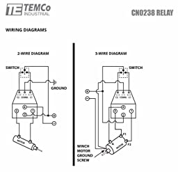 Amazon temco 450 amps dc winch motor reversing solenoid relay review image asfbconference2016 Choice Image