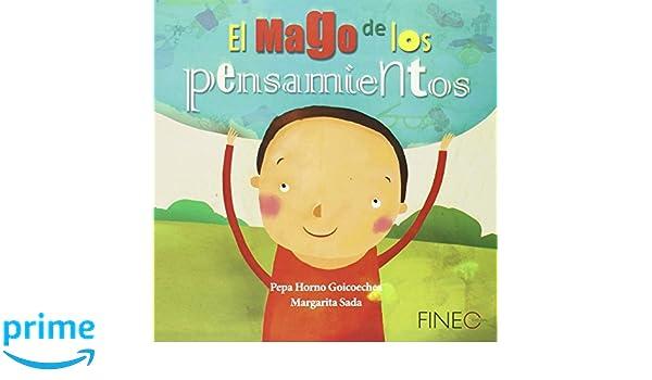El Mago De Los Pensamientos (BRINCACHARCOS 5-10 AÑOS): Amazon.es ...