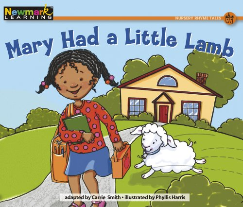 Little Lambs Nursery Store - Mary Had a Little Lamb (Rising Readers: Nursery Rhyme Tales Levels A-i)