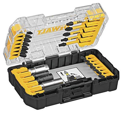 DEWALT-FlexTorq-Juego-de-brocas-para-destornillador-de-impacto-35-piezas-DWA2FTS25IR-Z