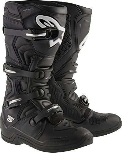 Alpinestars Tech 5 Boots Black 13 (Biomechanical Bio Boots)