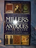 Miller's International Antiques, 1985, Judith Miller and Martin Miller, 0670805327