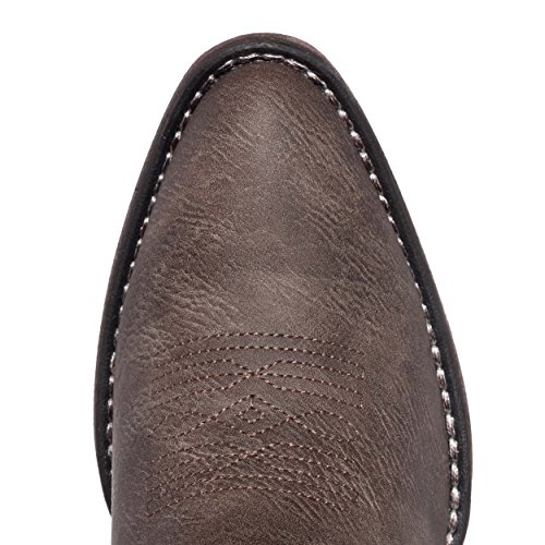 Western Cowboy Teräväkärkiset Boot Toe Naisten By Pointed Silver Kengät Kanjoni Länsi Cowgirl Hopealla Canyon Dallas Women's 4Ed7Sq4