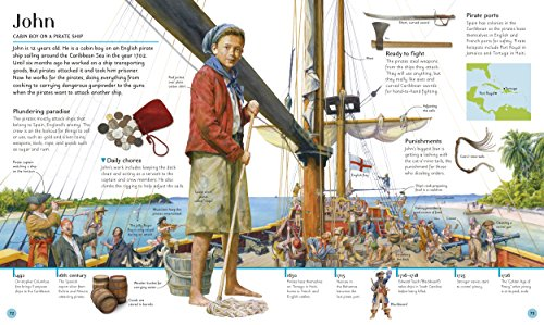 A Child Through Time: The Book of Children's History by DK Children (Image #5)