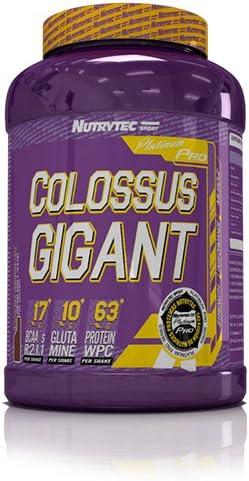 Nutrytec Colossus Gigant Platinum, Sabor a Chocolate - 3000 gr