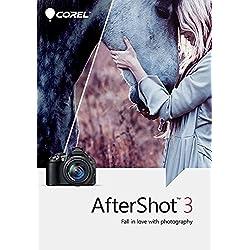 Corel AfterShot 3 Photo Editing Software for PC/Mac (Key Card)