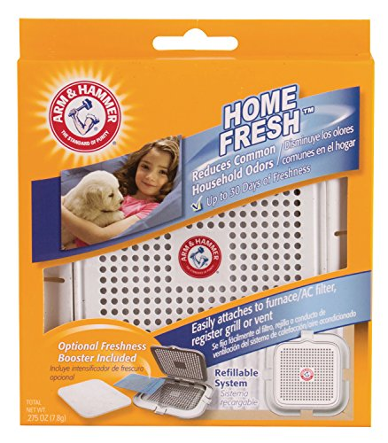 Arm & Hammer AFHF200 Home Fresh Refillable Deodorizing Room System