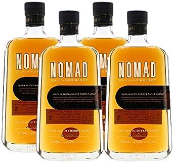 Whisky Nomad de 70 cl - D.O. Jerez - Bodegas Gonzalez Byass (Pack ...